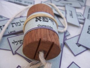Pendulo hebreo o Metutelet
